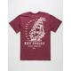 KEY STREET Ever Onward Mens T-Shirt