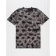 GRIZZLY Plain Mens T-Shirt
