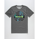 HURLEY Dri-FIT Palm Horizon Mens T-Shirt