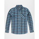 VOLCOM Gains Mens Flannel Shirt