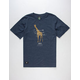 LRG Standing Tall Mens T-Shirt
