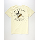 RIP CURL Cap'n Shred Mens T-Shirt