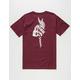 VANS Braided Mens T-Shirt