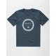 RVCA Wheel Boys T-Shirt