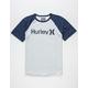 HURLEY Still Knit Crew Mens T-Shirt