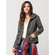 FULL TILT Quilted Twill Womens Anorak Jacket