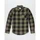 FOURSTAR Buffalo Mens Flannel Shirt