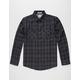 MATIX Portland Mens Flannel Shirt