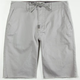LRG Ladi Dadi Mens Slim Straight Shorts