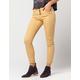 VANILLA STAR Premium Raw Cuff Womens Skinny Jeans