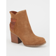 MIA Genessa Womens Booties