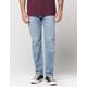 LEVI'S 502 Blue Stone Regular Taper Fit Mens Jeans