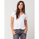 FULL TILT V-Neck Womens Tee