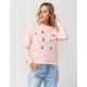 RHYTHM Tune In Womens Sweatshirt
