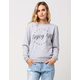 RHYTHM Enjoy Life Womens Sweatshirt