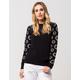 RHYTHM Sunflower Womens Sweater