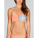 GOSSIP Orange Dream Bikini Top