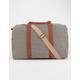 MADDEN GIRL Stripe Duffle Bag