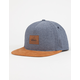JETTY Flagship Oxford Mens Strapback Hat