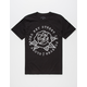 KEY STREET Glory Fades Mens T-Shirt