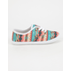 LITTLE DIVA Aztec Printed Girls Sneakers