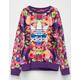 ADIDAS OG Floral Girls Sweatshirt