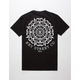 KEY STREET Mandala Mens T-Shirt