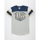 NFL Rams Mens Varsity T-Shirt