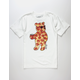 RIOT SOCIETY Pizza Bear Boys T-Shirt