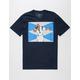 RIOT SOCIETY Hit The Dab Bear Mens T-Shirt