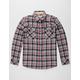 BURTON Brighton Mens Flannel Shirt