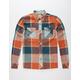 JETTY Whalebone Mens Flannel Shirt