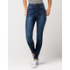 TINSELTOWN High Rise Womens Skinny Jeans