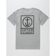 CAPTAIN FIN Boxed Out II Mens T-Shirt