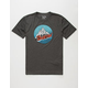 BURTON Retro Mountain Mens T-Shirt