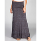 BILLABONG Dreamscaper Convertible Maxi Skirt