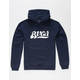 RVCA Wipeout Boys Hoodie