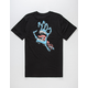 SANTA CRUZ Bone Hand Mens T-Shirt