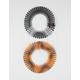 FULL TILT 3 Pack Flex Comb Accordion Headbands