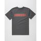 HOONIGAN Honeycomb Grill Censor Bar Mens T-Shirt