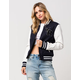 YOUNG & RECKLESS Tiffany Womens Varsity Jacket