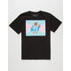RIOT SOCIETY Bling Bear Boys T-Shirt