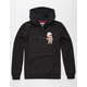 RIOT SOCIETY Tribal Bear Mens Hoodie