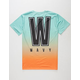 WAVY Miami Fade Mens T-Shirt