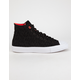 CONVERSE Chuck Taylor All Star Hi II Shield Canvas Mens Shoes
