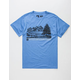 HIPPYTREE Waterfront Mens T-Shirt