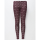 FULL TILT Diamond Medallion Girls Leggings