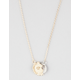 FULL TILT Sun Moon Necklace