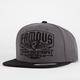 FAMOUS STARS & STRAPS Brigade Mens Snapback Hat