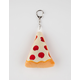 ANKIT Pizza Keychain Bag Charm